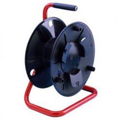 Adam Hall Cables 70220 - Bobina per Cavi piccola in plastica