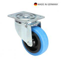Tente 37033 - Ruota Orientabile 100 mm con Ruota blu