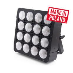FLASH FBL16X30 BLINDER LED 16X30W 4IN1 COB 16 SEZIONIL Garanzia 1 anno