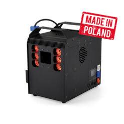 FLASH FFOG1500 MACCHINA DEL FUMO DA 1500W CON 6 LED RGBW DA 10W