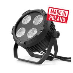 FLASH FIP4X30 LED PAR 64 PER USO ESTERNO IP65 LED COB4 X 30W RGBW