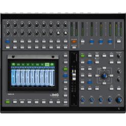 IMG DMIX-20 MIXER DIGITALE 8 CH CONTROLLO TRAMITE IPAD CON USB E DSP