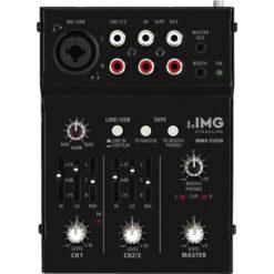 IMG MMX-11USB MIXER AUDIO MINI A 2 CANALI