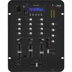 IMG MPX-30DMP MIXER DJ STEREO CON LETTORE MP3 INTEGRATO