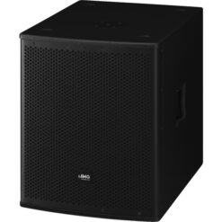 "IMG SUB-15AK SUBWOOFER AMPLIFICATO 15"" 350WRMS 700WMAX. CABINET IN MULTISTRATO"