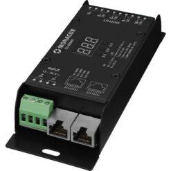 MONACOR CU-48DMX DMX CONTROLLER PER LED RGBW 4 CANALI
