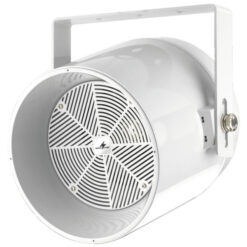 MONACOR EDL-250/WS DIFFUSORI PA DA PARETE E SOFFITTO IP66 30/15/7,5 W   180MM X 200MM