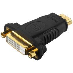 MONACOR HDMDVI-100P ADATTATORE HDMI /DVI