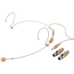 MONACOR HSE-150A/SK MICROFONO HEADSET ULTRALEGGERO. CON MINI