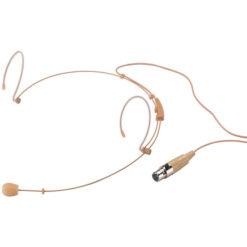 MONACOR HSE-152/SK MICROFONO HEADSET ULTRALEGGERO. CON MINI