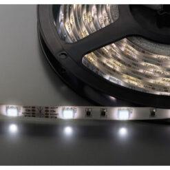 MONACOR LEDS-55MP/WS STRISCIA LED FLESSIBILE, 12 V, 5050 LED,
