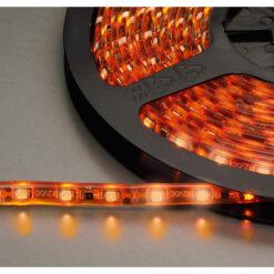MONACOR LEDS-5MP/AM STRISCE LED FLESSIBILI, 12 V, AMBRA