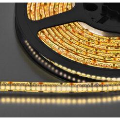 MONACOR LEDS-5MPB/WWS STRISCIA LED FLESSIBILE, 24 V, 1.200 LED