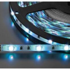 MONACOR LEDS-5MPE/RGB STRISCIA LED FLESSIBILE, 12 V, RGB