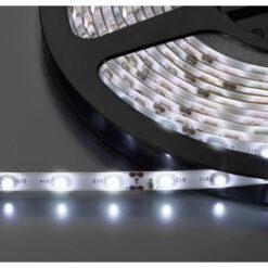 MONACOR LEDS-5MPE/WS STRISCIA LED FLESSIBILE, 12 V, BIANCA