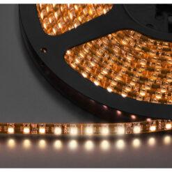 MONACOR LEDS-5MPL/WWS STRISCIA LED FLESSIBILE, 24 V, BIANCO CALDO
