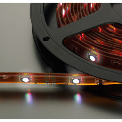 MONACOR LEDS-5MP/RGB STRISCE FLESSIBILI A LED, DC 12V PROTETTA CONTRO UMIDIT