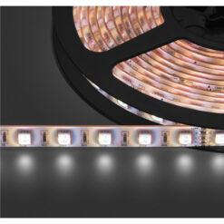 MONACOR LEDS-5MP/RGBW STRISCIA LED FLESSIBILE, 24 V, RGBW