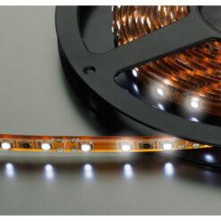 MONACOR LEDS-5MP/WS STRISCE LED FLESSIBILI, 12 V, BIANCHE