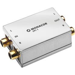 MONACOR LPC-1 ADATTATORE LINE/PHONO
