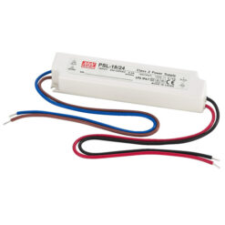 MONACOR PSL-18/24 ALIMENTATORI SWITCHING PER LED, DC 24V,750MA