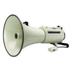 MONACOR TM-45 MEGAFONO 45W 124DB,   350MM X 505MM