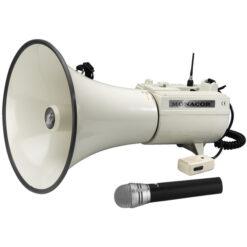 MONACOR TXM-48 RADIOMEGAFONO 863,05-864,95MHZ 45W 124DB*