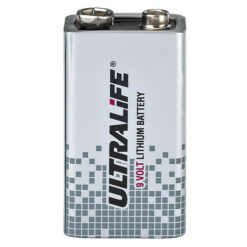 "MONACOR ULTRALIFE BATTERIA AL LITIO 9V ""HIGH-ENERGY"""
