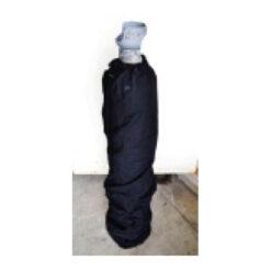 OH-FX BAG-CO2BOTTL BORSA IN TESSUTO ADATTABILE A QUALSIASIFORMATO DI BOMBOLA CO2