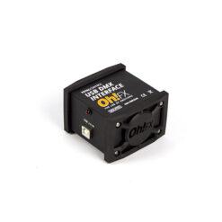 OH-FX TC-112 INTERFACCIA DMX PER IL COLLEGAMENTO AD UN PC. CAVO USB A-B INCLUSO