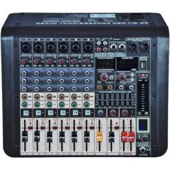 ZZIPP ZZMX6PR MIXER 6 CANALI CON USB E DSP 16 EFFETTI