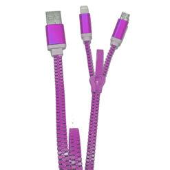 ZZIPP ZZACC2RS ZZIPP ACCESSORIES. CAVO CARICABATTERIE USB COMPATIBILE IOS E ANDROID