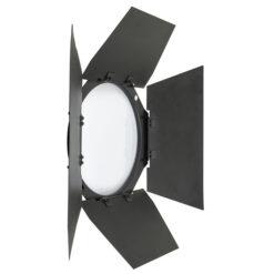 Barndoor for Solar FL-550 Accessori per Luci flood, colore Bianco