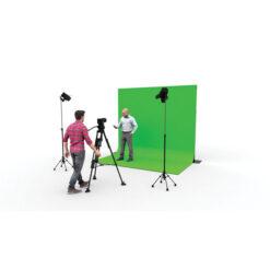 P&D Chromakey Curtain 300(a) x 290(l)