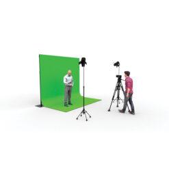 P&D Chromakey Curtain 400(a) x 290(l)