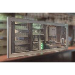 SF - Protection Screen - Clear 60(altezza) x 160(larghezza)
