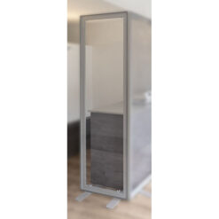 SF - Protection screen - Clear 200(altezza) x 60(larghezza)