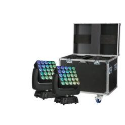 iM-2515 set 2 pezzi con flightcase Premium