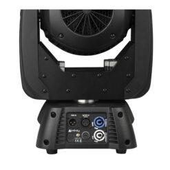 iW-741 RDM Wash RGBW, Zoom elettronico