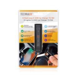 Accendino Elettronico Senza Fiamma con Uscita USB 2,4A, 4824