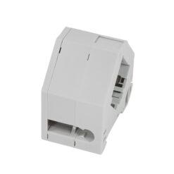 Adattatore per Guida DIN per LC Duplex o SC Simplex
