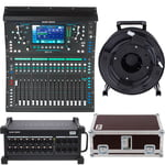 Allen & Heath SQ5, Case, DX168/X Bundle I