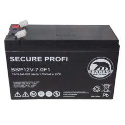 Batteria Piombo-Acido per UPS 12V 6,8 Ah, BSP12V-7.0F1