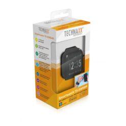 Bracciale Fitness Bluetooth 4.2 BLE con Cardiofrequenzimetro, TX-SW5HR