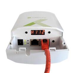 CPE Punto-Punto 900Mbps a 5.8GHz 12dBi