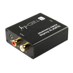 Convertitore audio da digitale ad analogico
