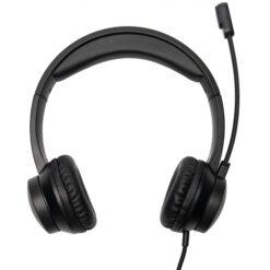 Cuffie Stereo USB con Microfono e Fascia Regolabile THX-20