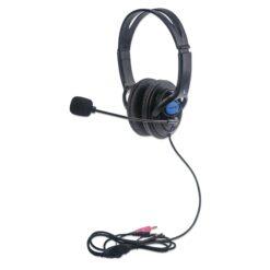 Cuffie Stereo con Microfono Regolabile