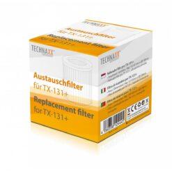 Filtro Sostitutivo per Purificatore d'aria ICTX TX-131