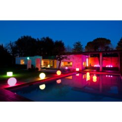 Lampada LED Multicolor da Arredo Sfera Large